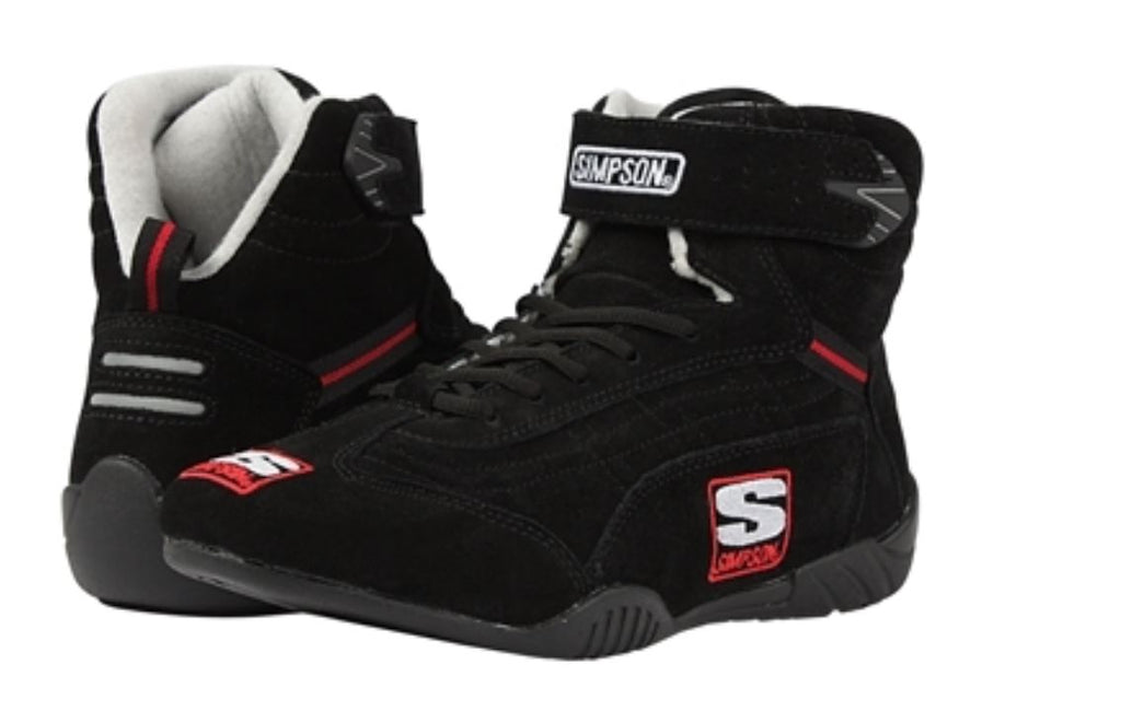 Simpson Racing Shoes >> Simpson Adrenaline Racing Shoes Gbuilt Racing