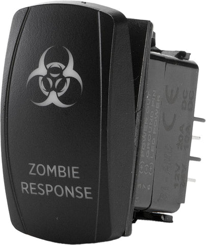 Zombie Response Lighting Switch