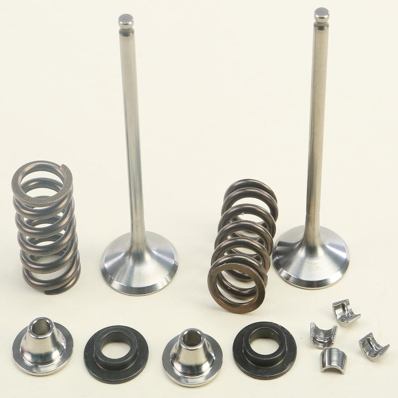 Titanium Valve Exhaust Kit