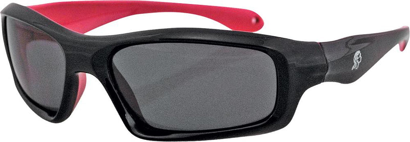 Seattle Sunglasses Black Frame W/Clear Lens