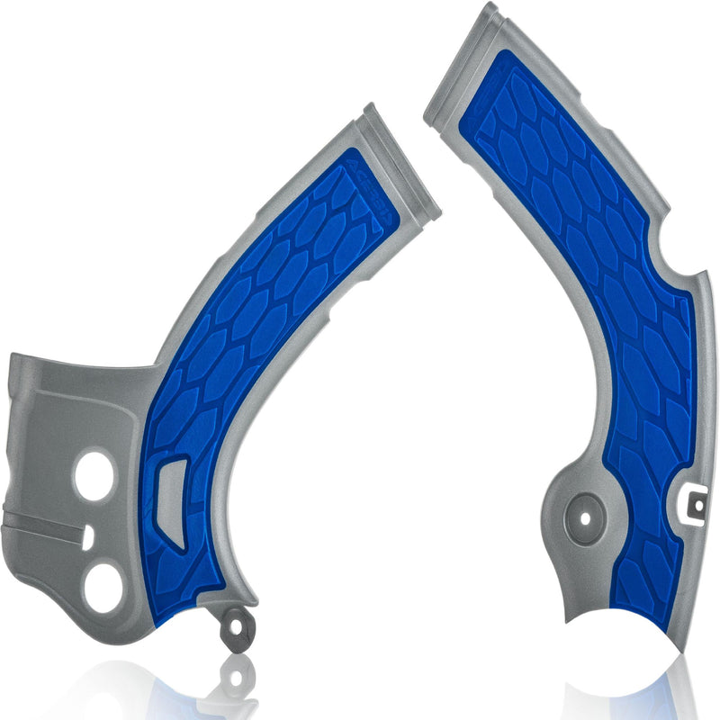 X-grip Frame Guard Silver-blue
