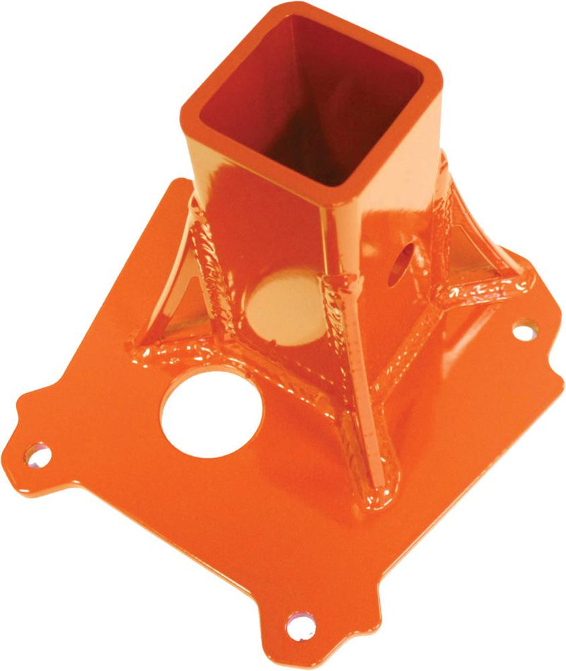 Receiver Hitch Orange
