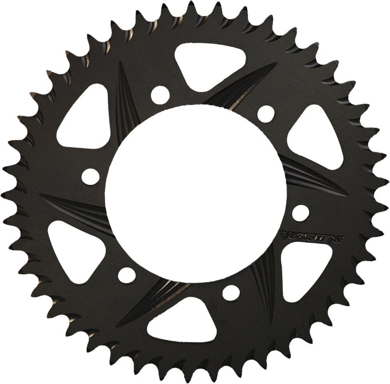 F5 Rear Aluminum Sprocket Black Hardcoat 41t