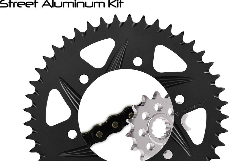 Spkt-chain Kit Yam W-alum Rear Spkt