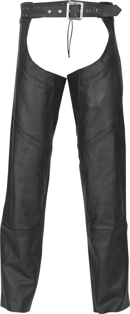 Maverick Chaps Black Md