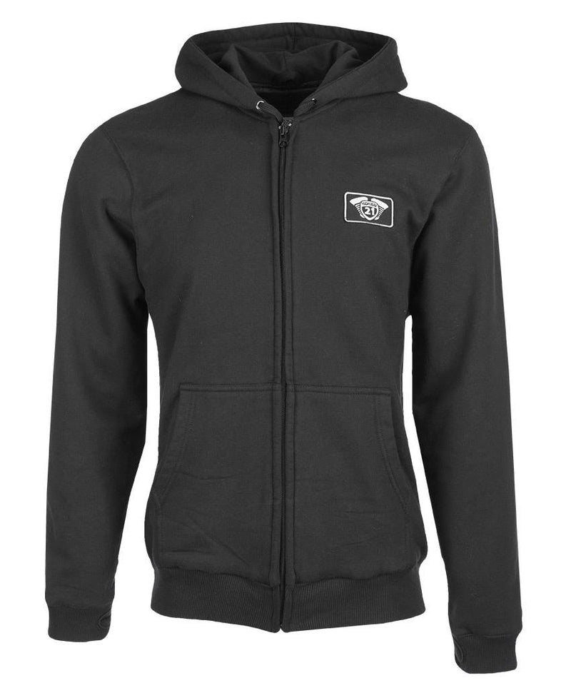 Industry Hoody With Logo Sm
