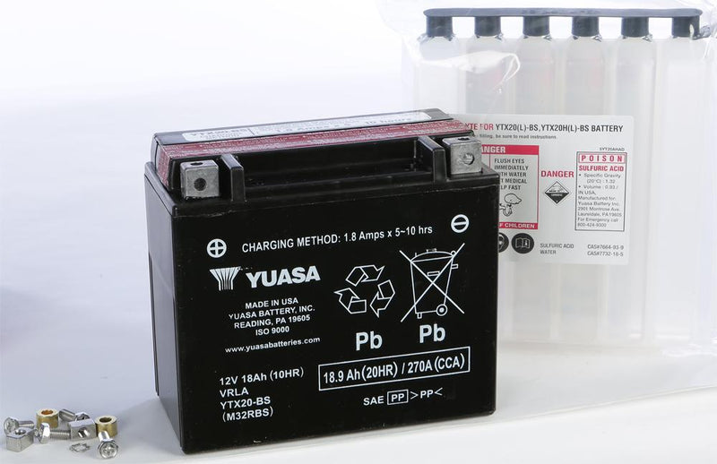 Battery Ytx20-bs