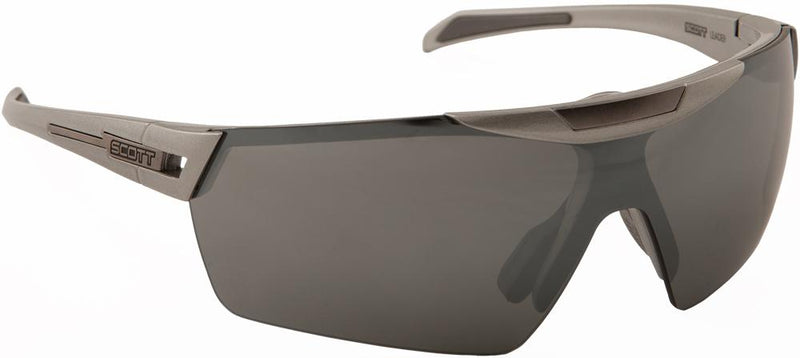 LEADER SUNGLASSES GREY W/SILVER ION LENS