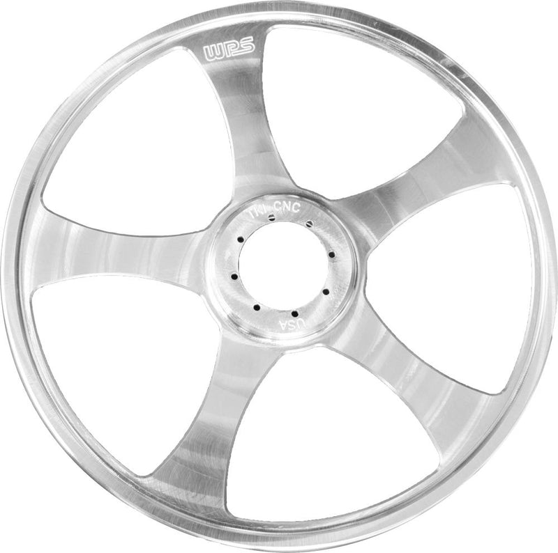 Limited Billet Wheel Natural 10""