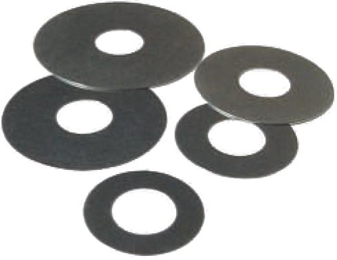 10-pk Valve Disc 1.300 Od X 0.377 Id X 0.008 Th
