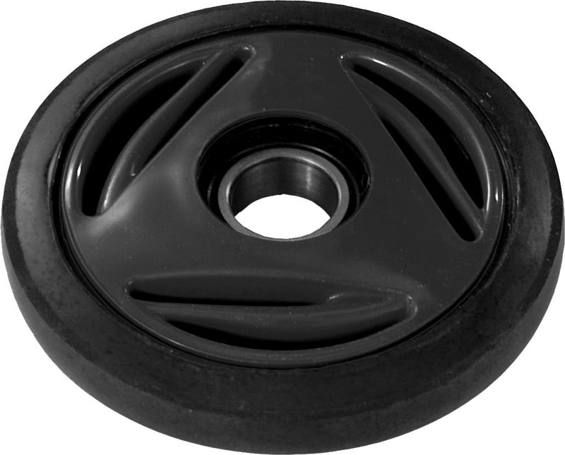 "Idler Wheel Black 5.31""x25mm"