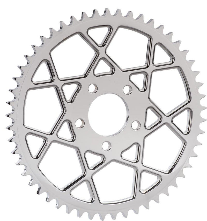 Sprocket 51t Tt Tracker Chrome