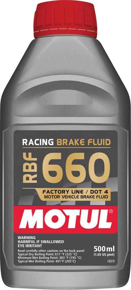 Rbf 660 Racing Brake Fluid 500ml