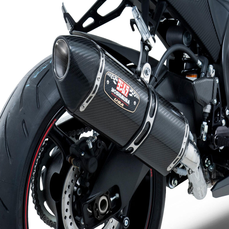 Race R-77 Full System Exhaust Ss-cf-cf
