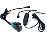 Xprite Wiring Harness for LED Chase Rear Strobe Light Bars