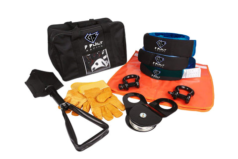 11 Piece Winch Accessory Kit
