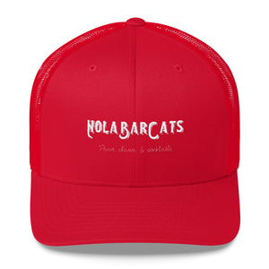 NOLA Bar Cats Trucker Cap