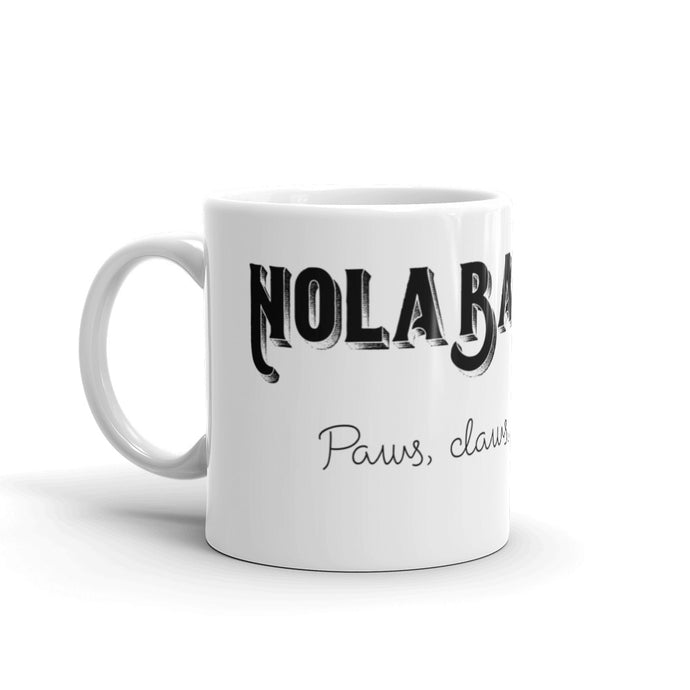 NolaBarCat Coffee Mug