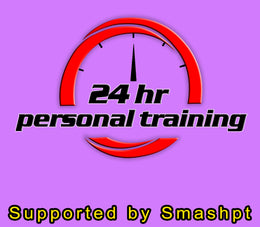 24hr PERSONAL TRAINING