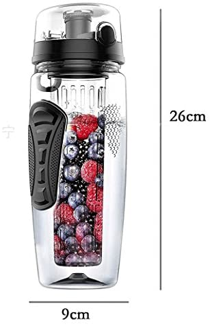 Fruit Infusing Infuser Water Bottle: Live Healthier ( 25% off Personal Training sessions with this Order )