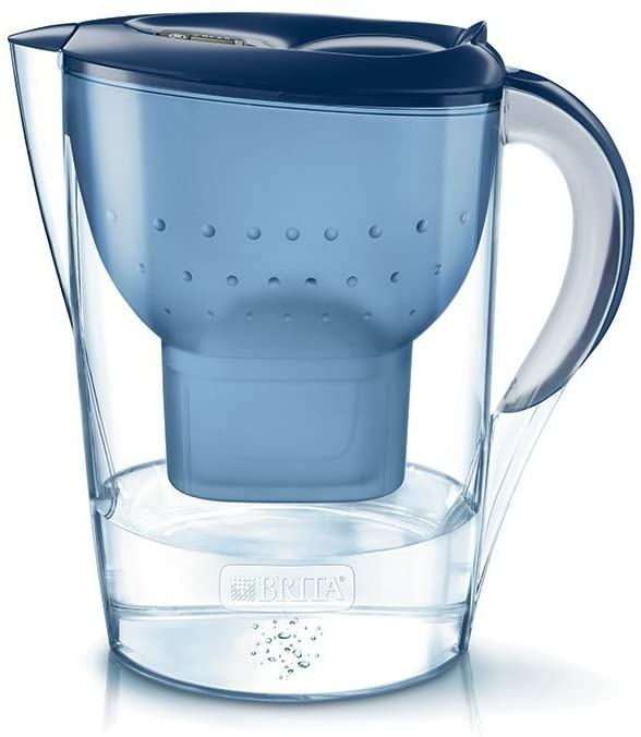 BRITA Water filter jug : With each Lifestyle order receive complimentary sports brand Products to enhance your workout.