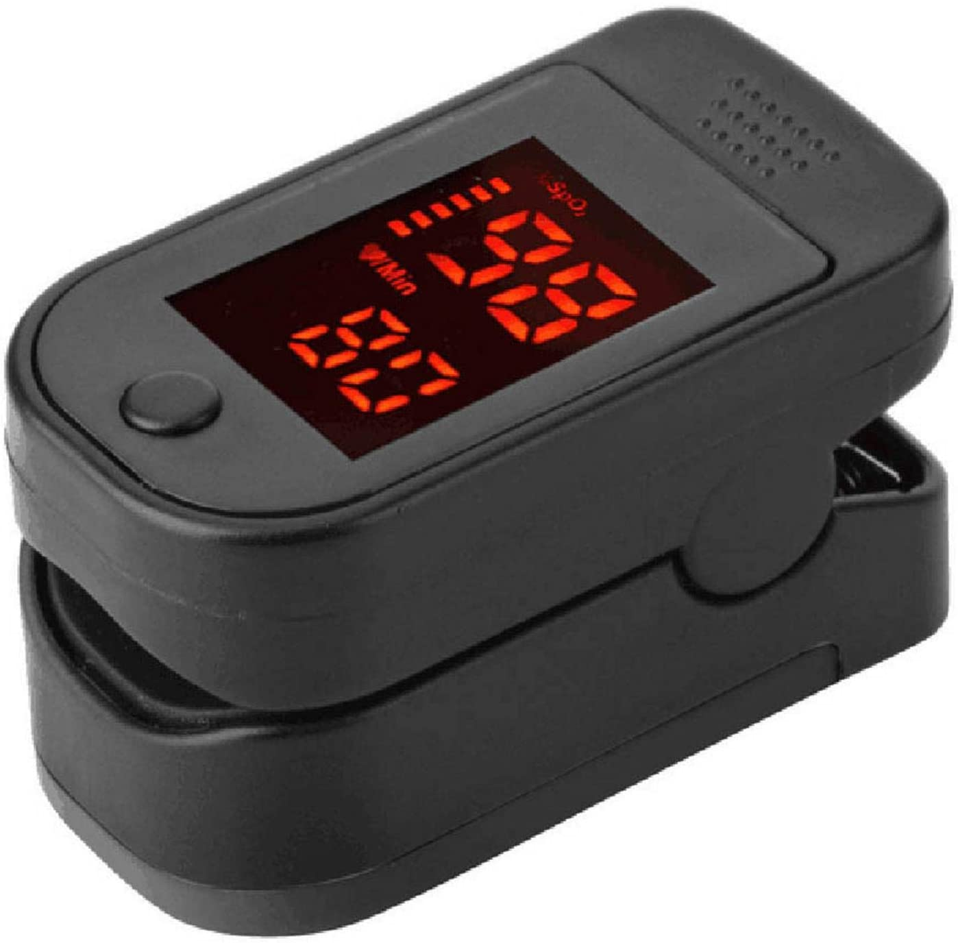 Pulse Oximeter, Oxygen Monitor, Finger Pulse with OLED Display Includes Bag for Adult and Child (Random Color)