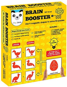 Children Intelligence : Brain Booster Game - 56 Puzzles/fun learning