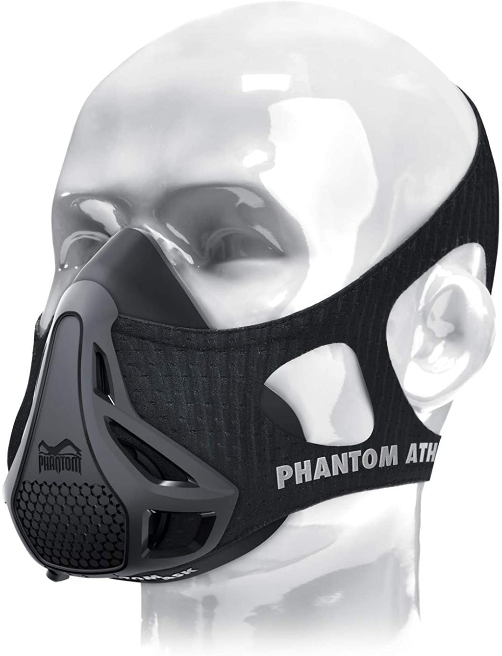 Mens Professional Gym Training Mask - training for better performance in sports