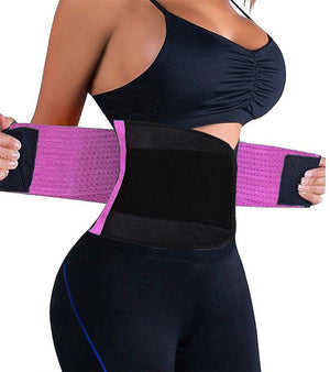 Waist Trainer Belt for Women - Slimming Body Shaper Belt