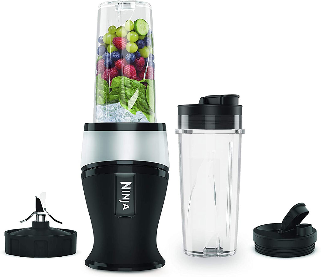 Ninja Slim Blender and Smoothie Maker : With each lifestyle order receive complimentary sports brand products to enhance your Workout.