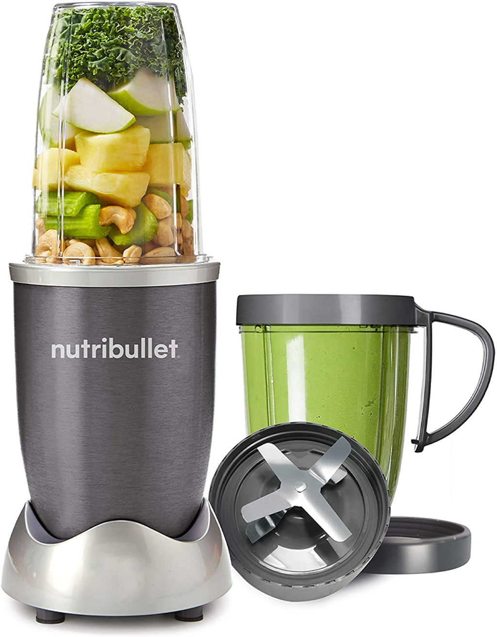 NUTRiBULLET 600 Series - With each Lifestyle Order receive complimentary sports brand products to enhance your workout .