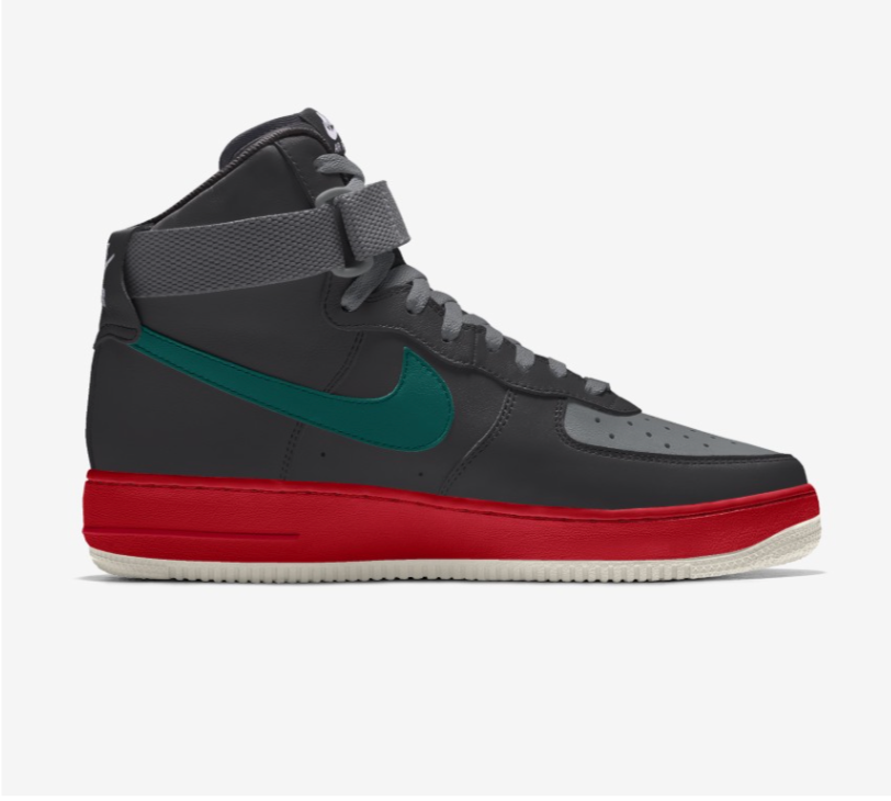 AIR FORCE 1's - High grip and move outdoor essential : Mens trainers