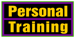 12 month Personal Training Sessions