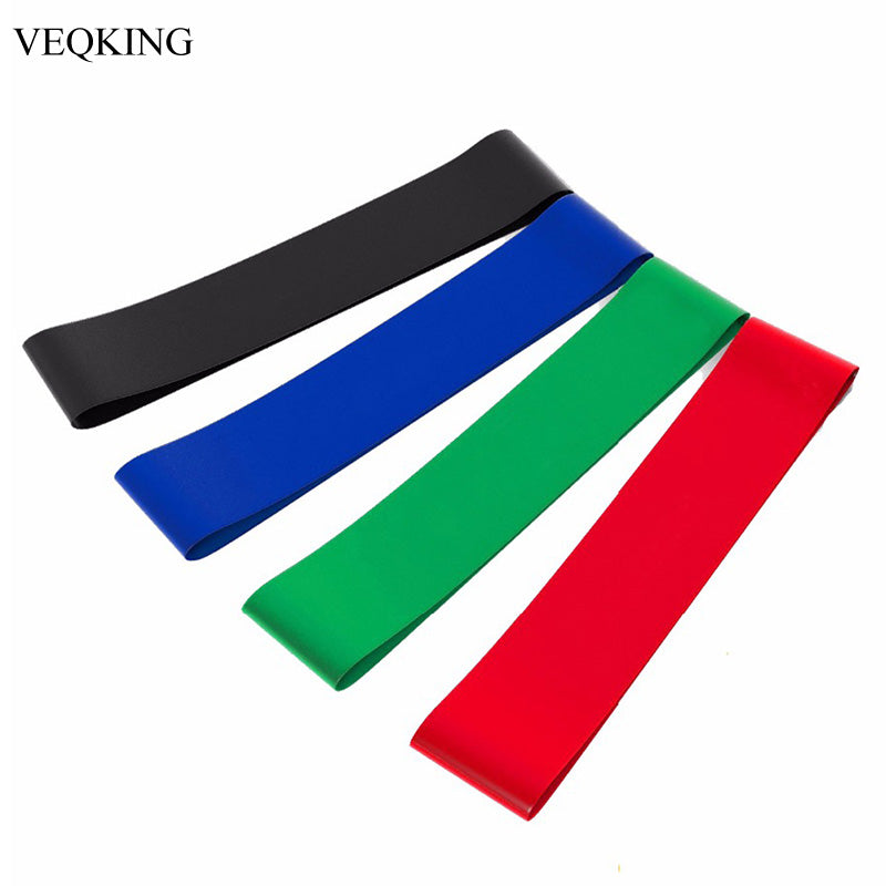 Resistance Bands - 4pcs/set 50cm Elastic Tension