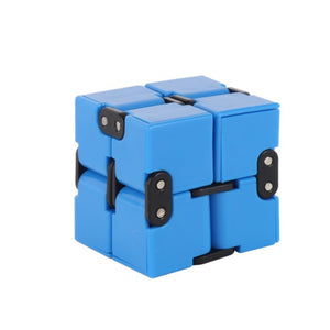 Finger Fidget Infinity Cube. Anxiety Stress Relief Rugby Training
