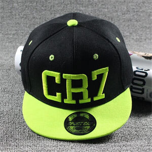 Ronaldo CR7 Baseball Cap, Boys and Girls.Snapback