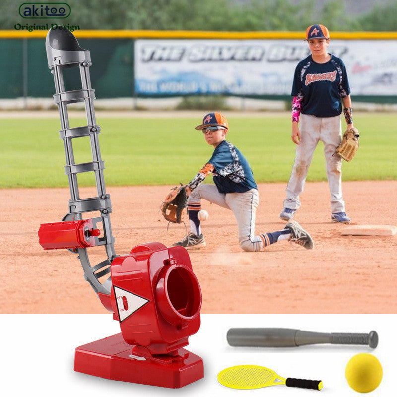 Child baseball/Tennis automatic dispenser