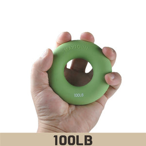 Portable Hand grip Ring. strength rehabilitation
