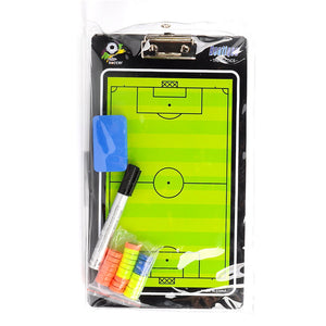 Football tactics magnetic teaching board