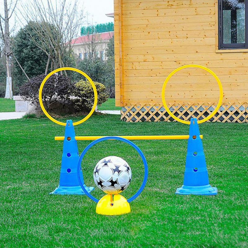 40/50cm Soccer Sport Training Speed Rings Football Control Skills Agility Loop Great endurance and muscle-toning workout