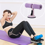 Portable Push-up Stands and Sit-up leg holder With Sucker