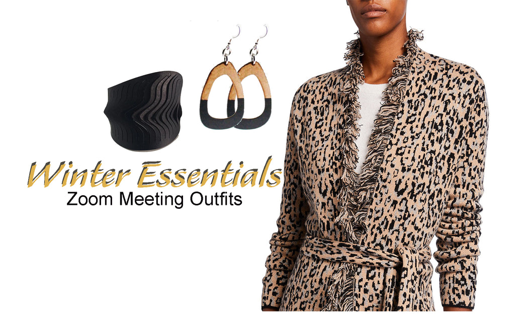 The Winter Essentials - Zoom Outfits