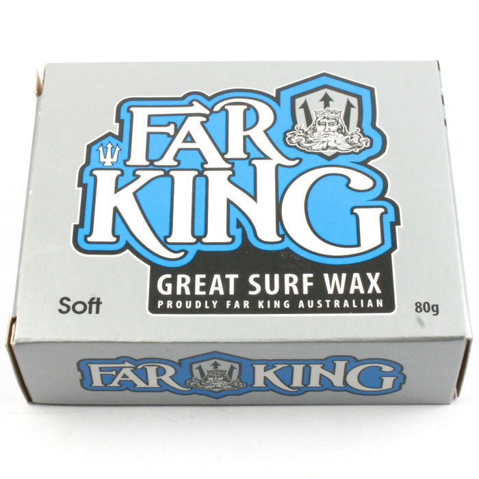 Far King Original Cool Surfboard Wax Block