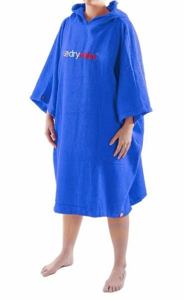 Dryrobe Large Shortsleeve Towelling Changing DryRobe