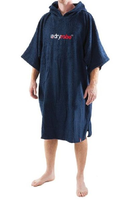 Dryrobe Medium Shortsleeve Towelling Changing DryRobe