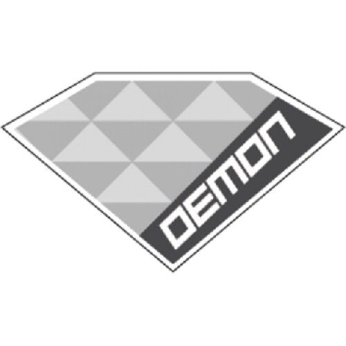 DEMON Diamond - Snowboard Stomp Mat / Pad - Clear
