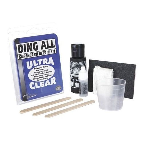 Ding All Original Polyester Surfboard Repair Kit NEW
