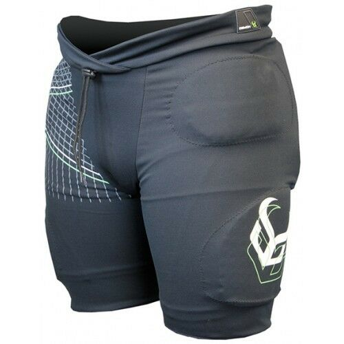 Demon Flex-Force Pro Protective Shorts for Snowboarding DS1300