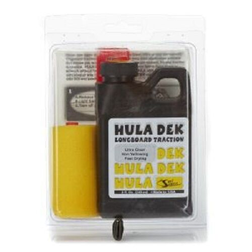 Ding All Hula Dek Traction System Roll on Longboard SUP