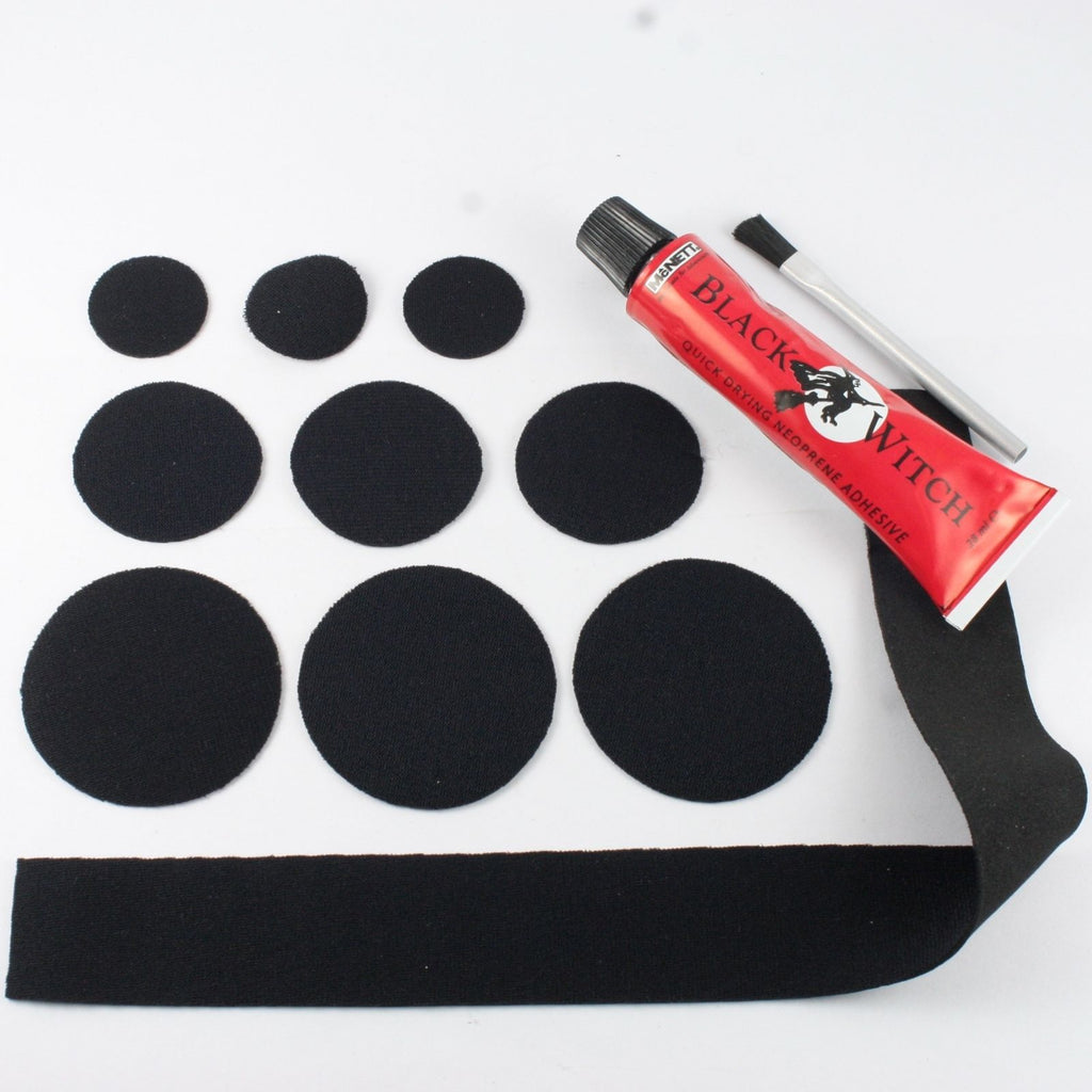 McNett Black Witch Neoprene Repair Kit